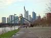Frankfurt am Main - Skyline mit Kaiserdom