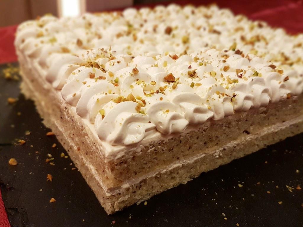 Supreme Peanut Butter Layer Cake