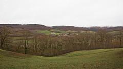 Vue d'Oussy depuis Moncheru - Photo of Sardy-lès-Épiry
