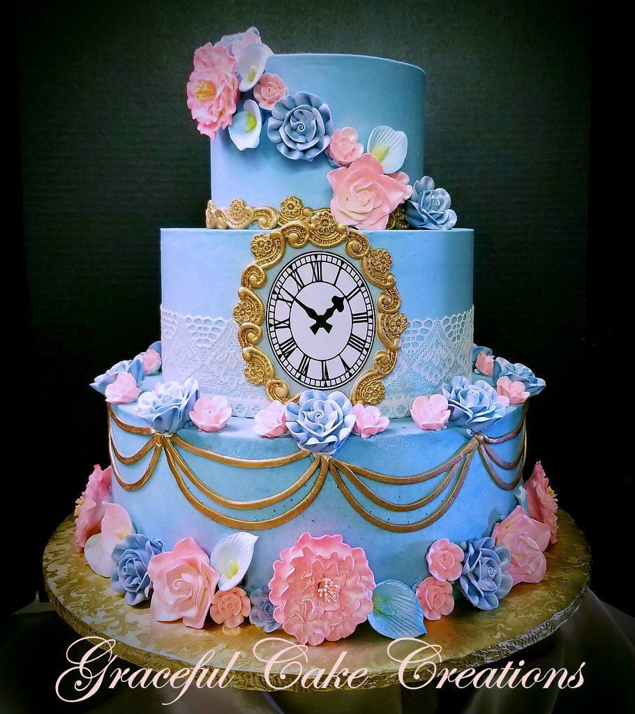 cinderella wedding cakes graceful cake creations s most recent flickr photos picssr 12863