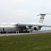 Lockheed C-5A Galaxy 67-0173 St Mawgan 7-8-74