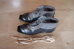 Běžkařské boty Botas vel. 8, vázání 50 mm - titulní fotka