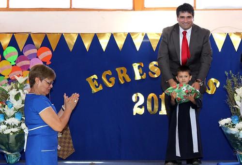 LINARES; Jardín Acuarela realizó ceremonia de egreso de nueva generación de beneficiarios
