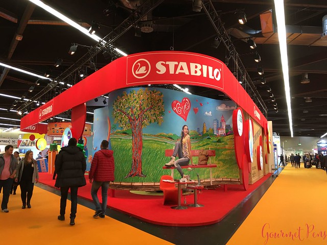 Field Trip Insights X Stationery:Trade Show @StabiloUK @InsightsExpo 5