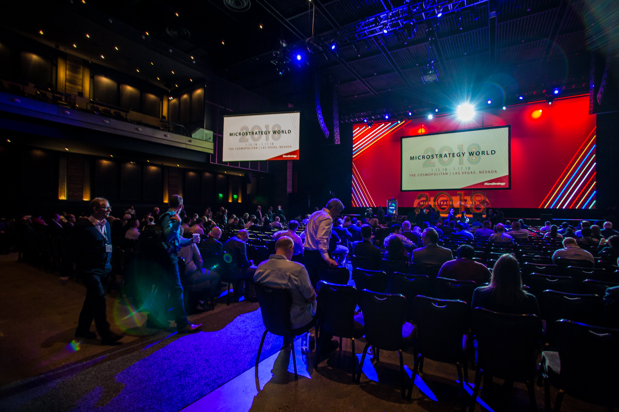 MicroStrategy World 2018