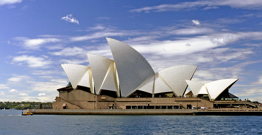 Cost To Build A House >> Sydney Opera House. | The Sydney Opera House is a multi-venu… | Flickr