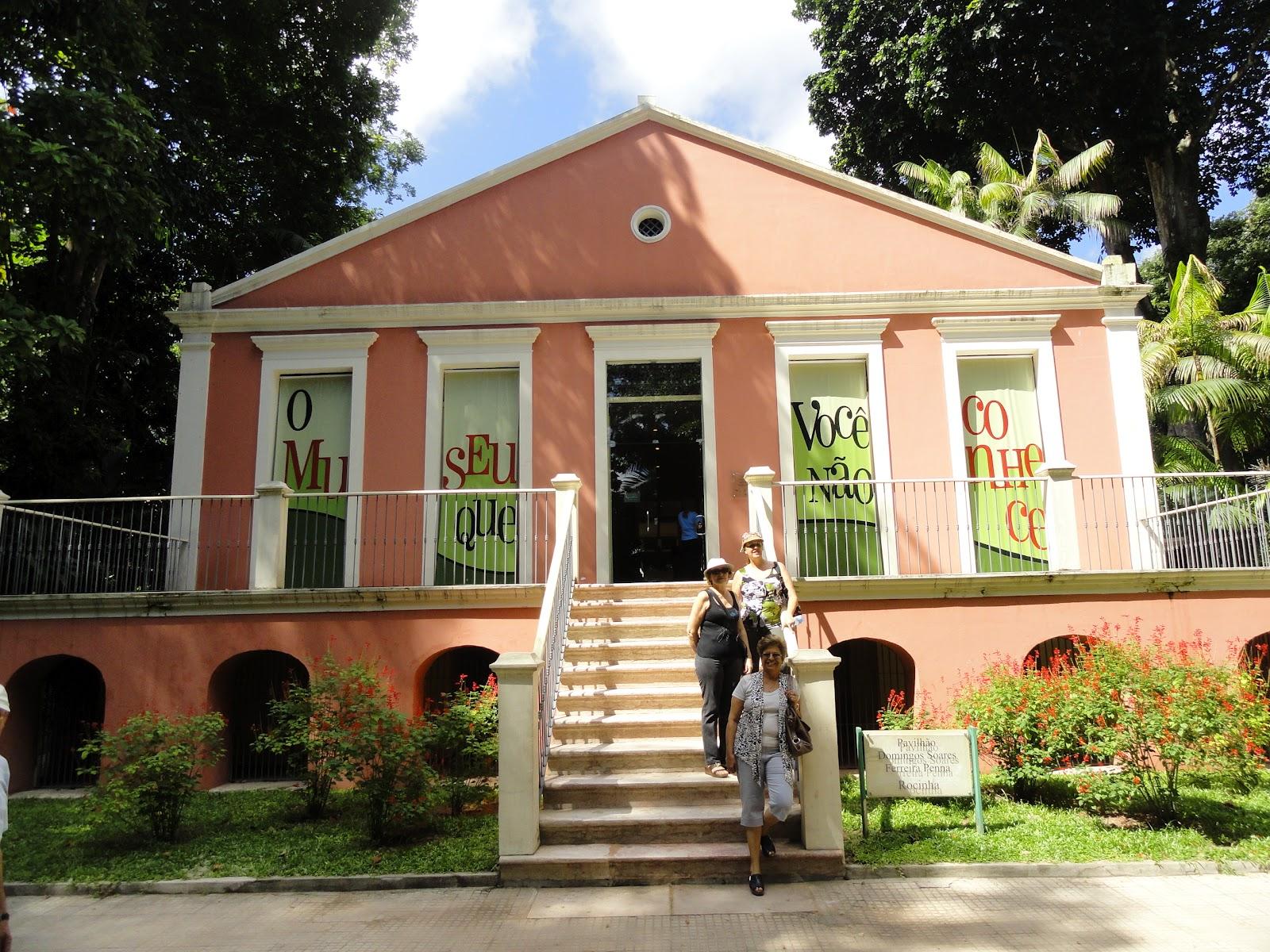 6 candidaturas são homologadas para direção do Museu Emílio Goeldi, MPEG