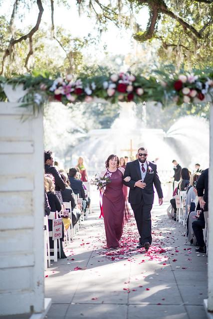 Wedding Ceremony, Nikon D810, AF-S Nikkor 85mm f/1.4G