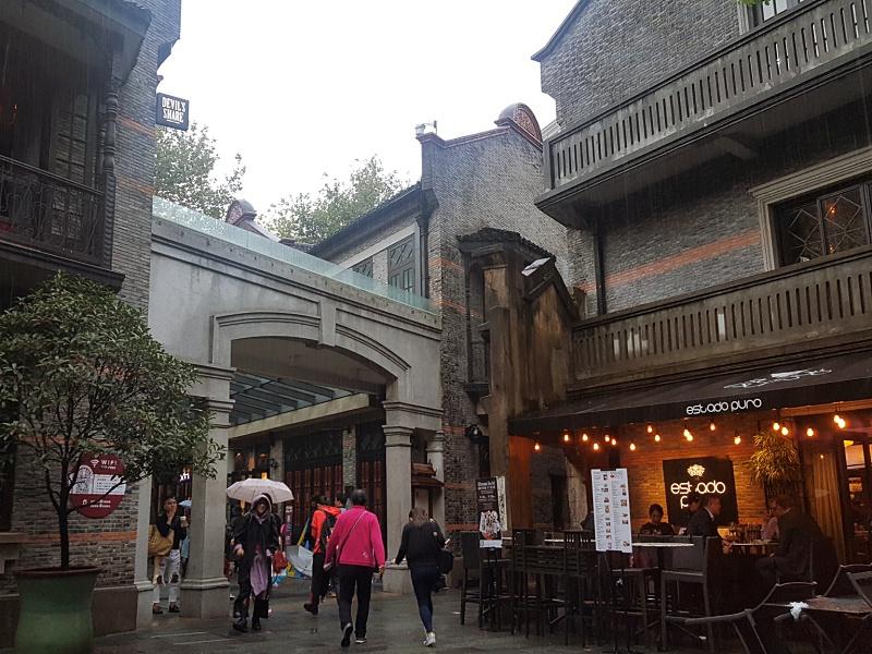 Xintiandi Shanghai