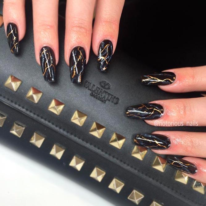 Cute And Trendy Gel Nail Art Manicure Fashionre