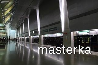 MRT乗り場