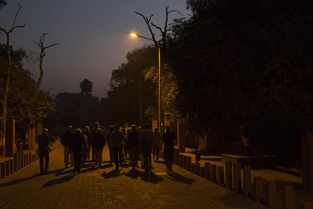 Dawn patrol to the Taj Mahal