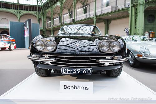 Lamborghini 400 GT 2+2 Coupé - 1966