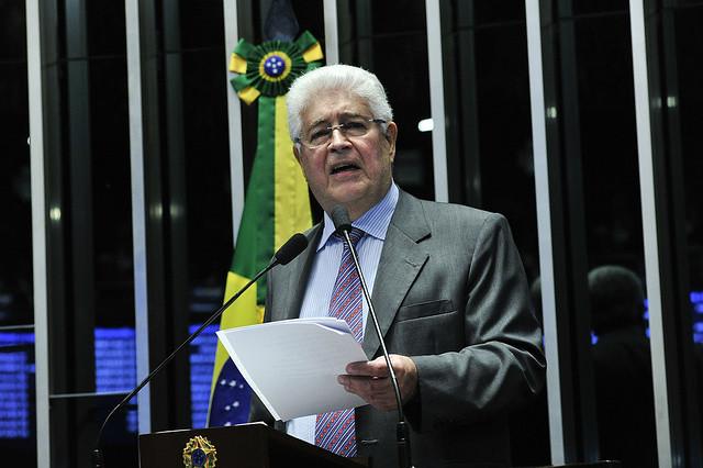 """""""Defender a Lula es defender la democracia brasileña"""", dice senador brasileño"""