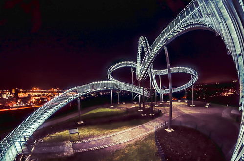 Tiger and Turtle – Magic Mountain