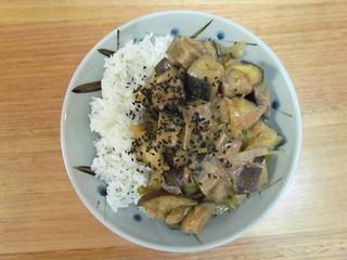 Eggplant Dengaku Stir-Fry