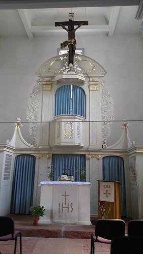 20170601 05 174 Regia Kirche Altar Kreuz