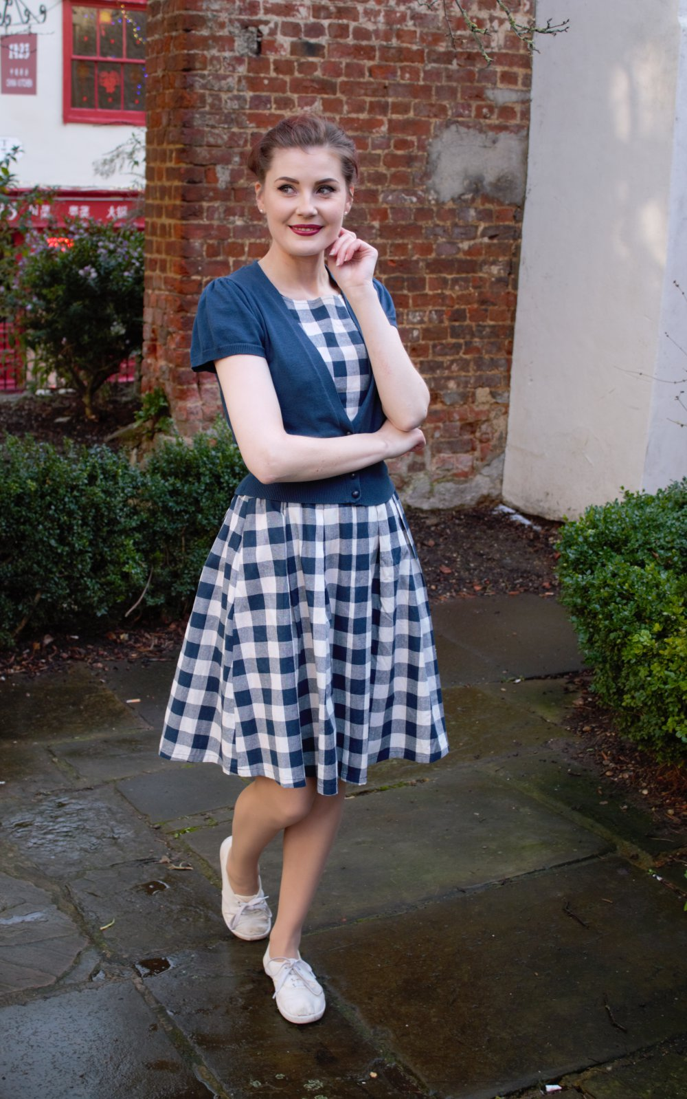 Dolly and Dotty Vanessa dress