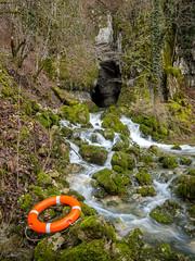 Entrée/Sortie - Grotte Ste Catherine (25) - France