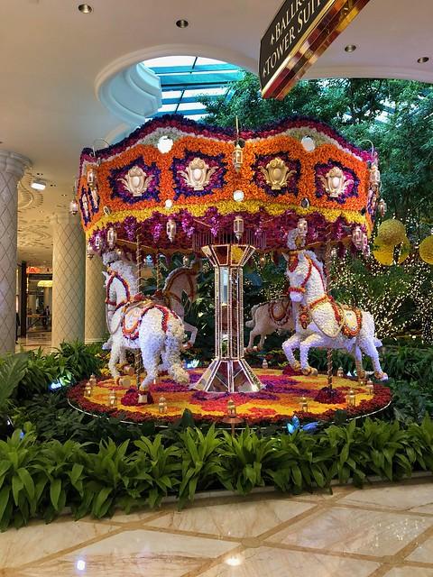 Las Vegas - Wynn merry go round