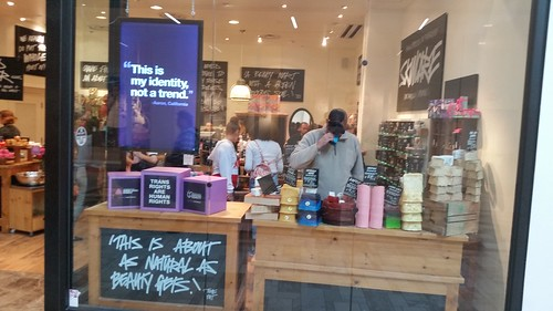 Lush Campaign in Roseville