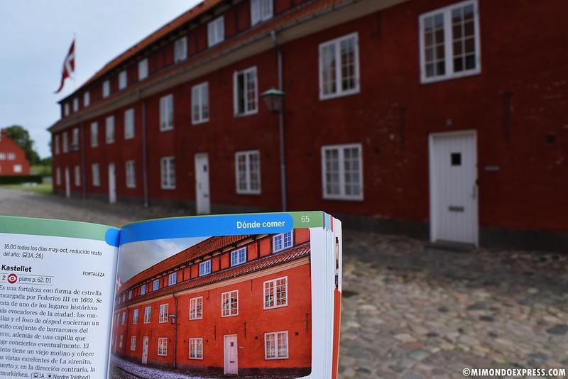 Kastellet, Copenhague