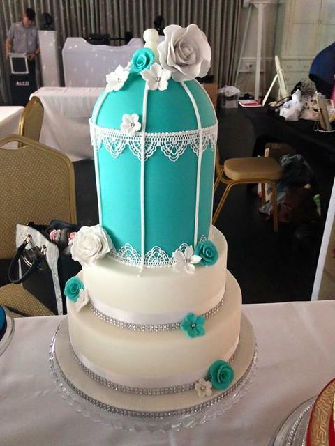 Cake by Cornish Cupcake Wench