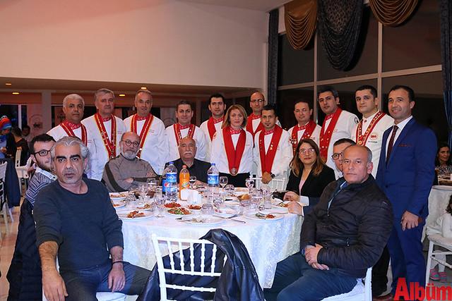 Akdeniz Profesyonel Aşçılar Birliği plaket töreni -4