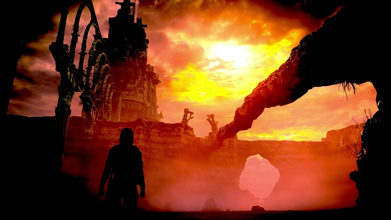 Shadow of the Colossus: Photo Mode