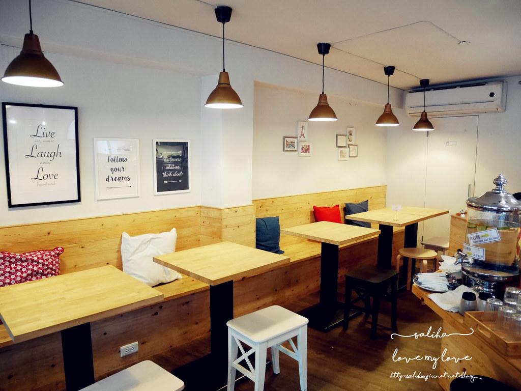 新店大坪林附近餐廳推薦再來咖啡 (6)