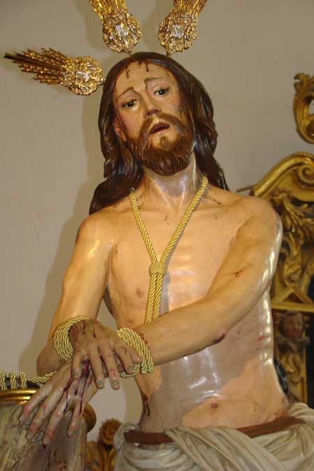 Ilustre Hermandad de Nº Padre Jesús en la Columna y María Santisima de la Paciencia.
