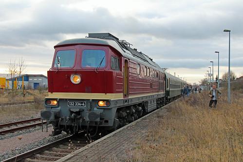DB 232 334, Straussfurt, 10-12-17