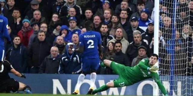 Thibaut Courtois Tolak Real Madrid, Teken Kontrak Besar di Chelsea