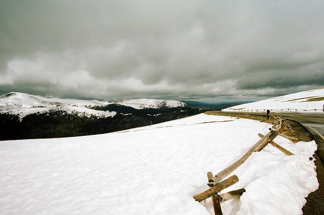 Rocky Mountain National Park on Film
