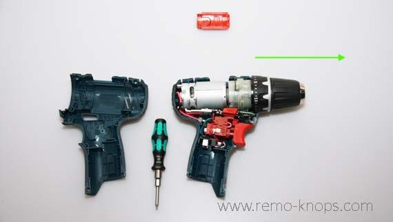 Bosch Professional GSR 12V-15 FlexiClick 7965