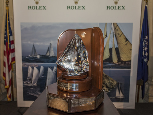 US Sailing's 2017 Rolex Yachtsman and Yachtswoman of the Year Awards Ceremony