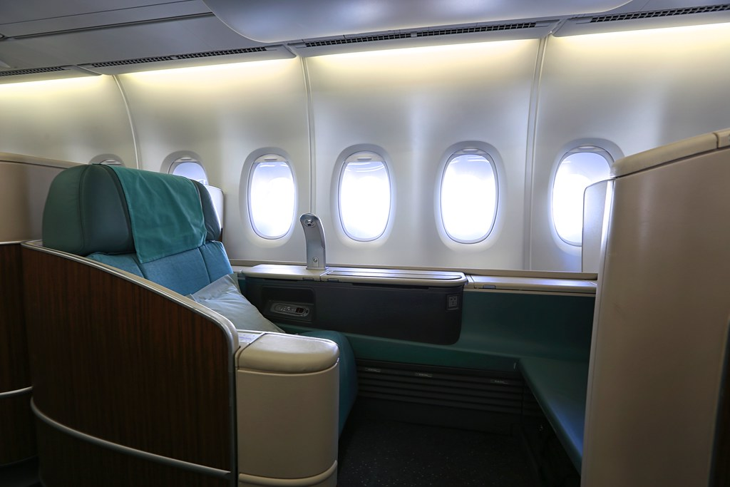 Korean Air A380 First Class 7