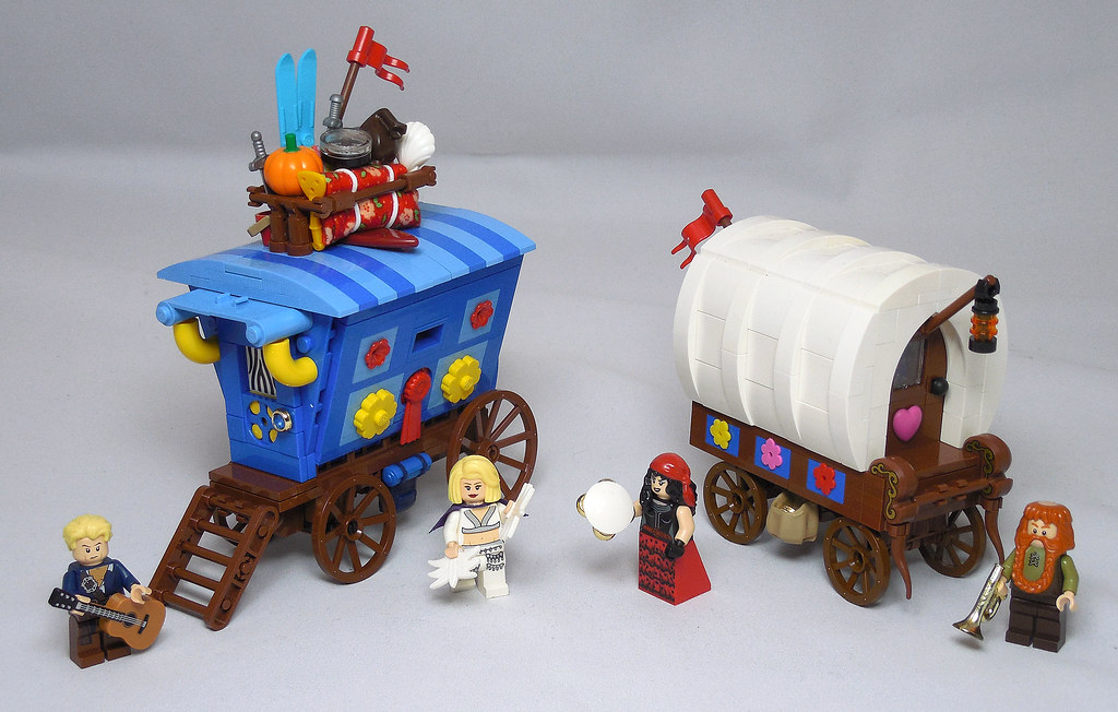 LEGO® MOC by Vitreolum: Gypsies