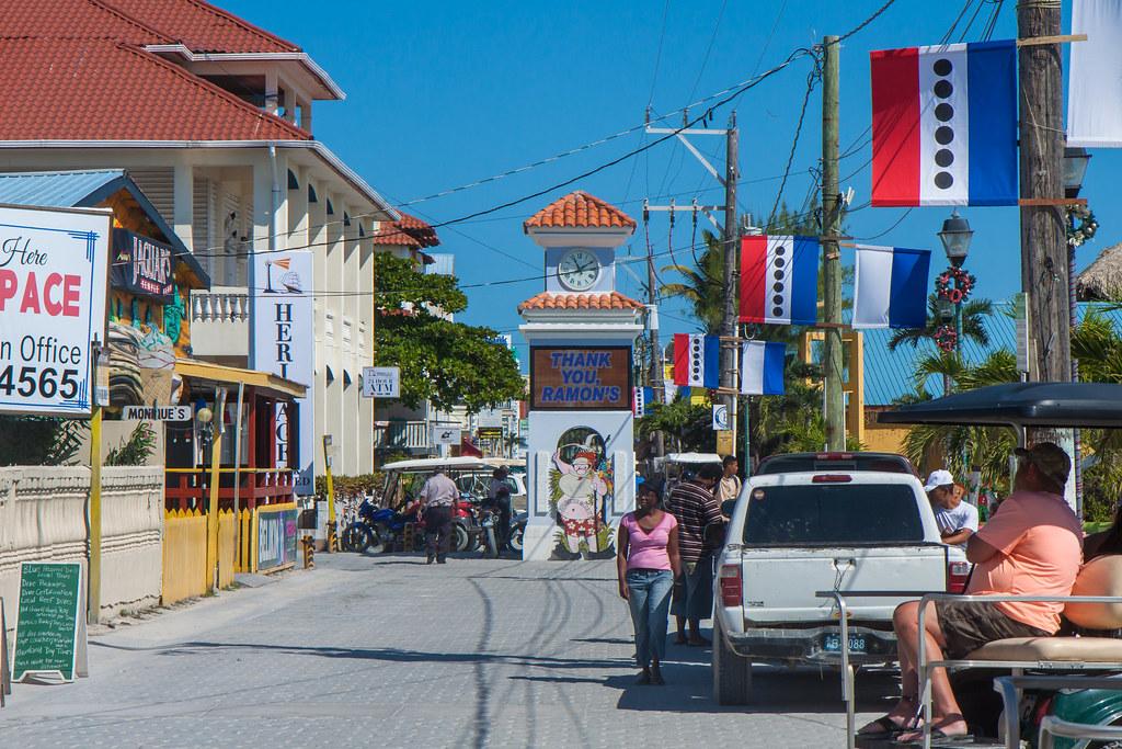 Belize. San Pedro