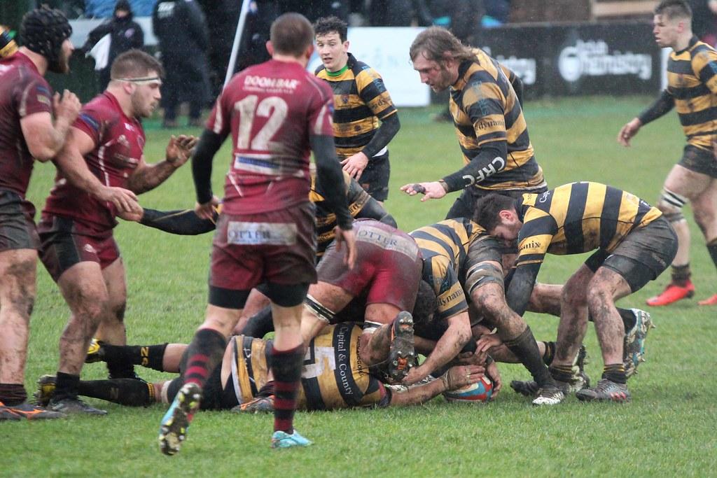 v Taunton | 10 February 2018 | Canterbury Rugby Club | Flickr