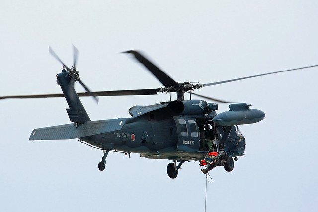 救難教育隊 UH-60J 78-4567 IMG_3194_2