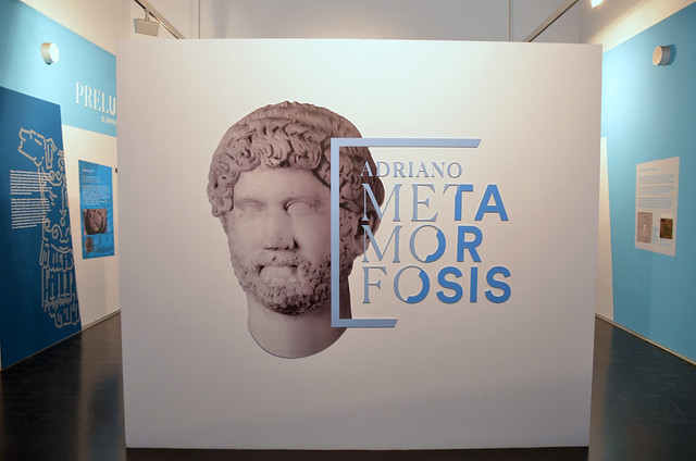 "Exhibition: ""Hadrian Metamorphosis: The birth of a new Rome"" in Seville"