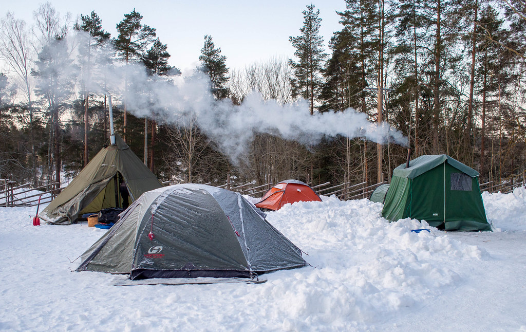 How to start winter camping?