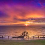 31. Detsember 2017 - 6:00 - spectacular sunrise pt danger
