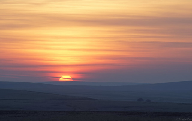 Today's Sunset, Exmoor