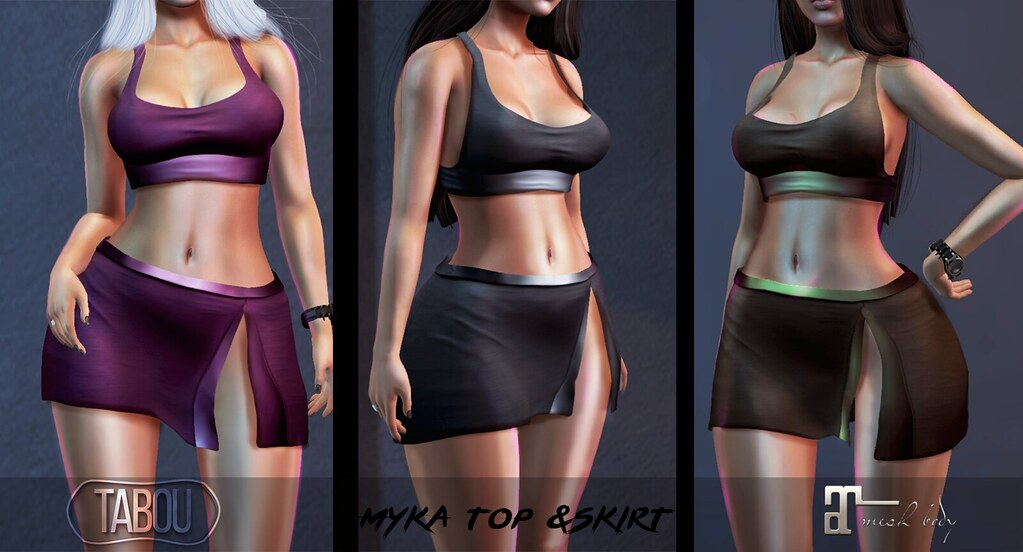 Myka outfit@ Kinky event