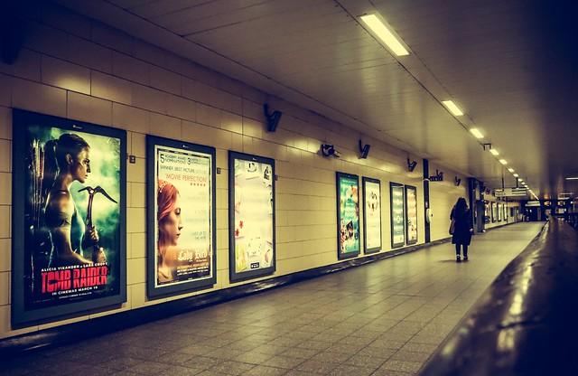 London Waterloo station, Panasonic DMC-GX8, Lumix G Vario 14-42mm F3.5-5.6 Asph. Mega OIS