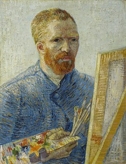 Self portrait as a painter