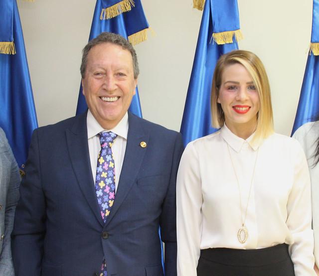 Viceministra de Medio Ambiente y Recursos Naturales de República Dominicana visita sede del SICA