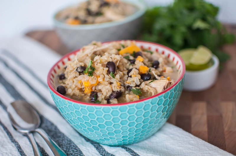 Instant Pot Mexican Chicken Stew